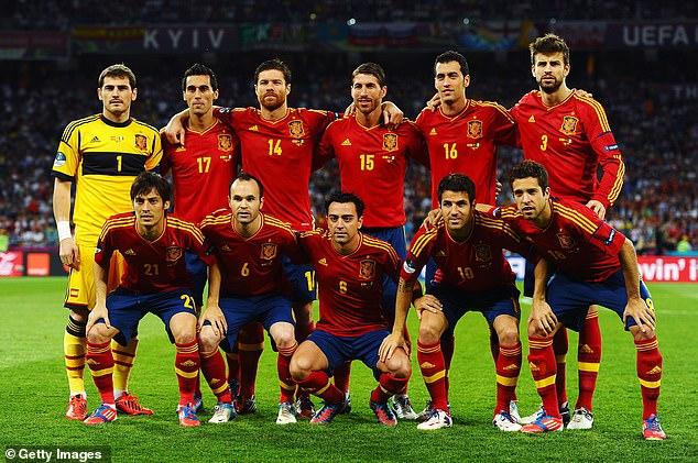 ผลฟุตบอลโลก สเปน