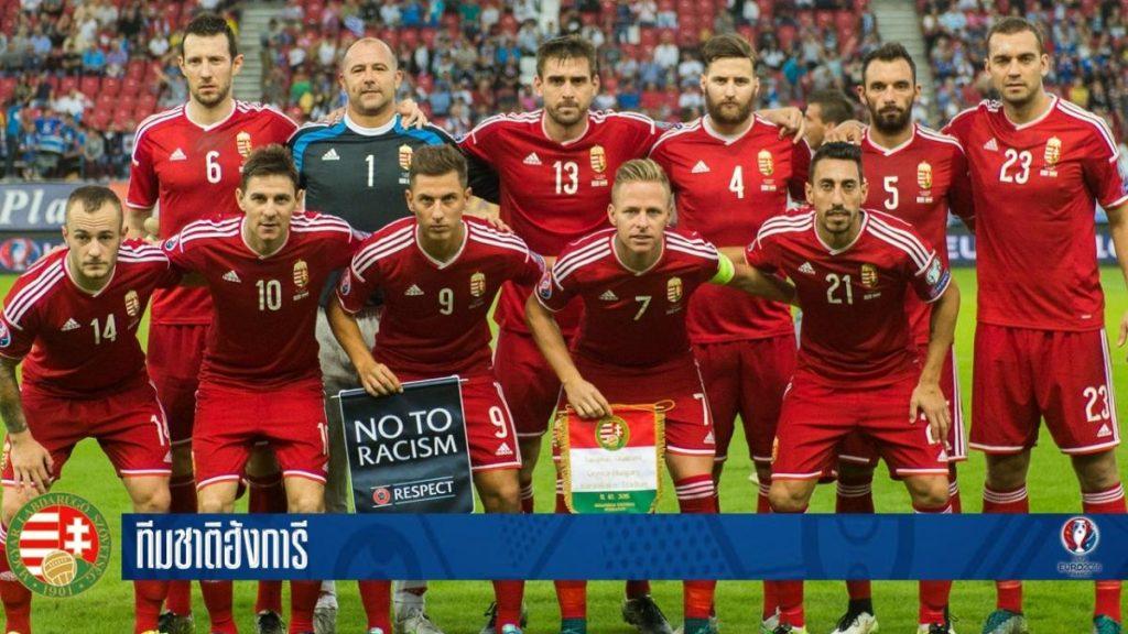 ผลการแข่งขัน ฮังการี